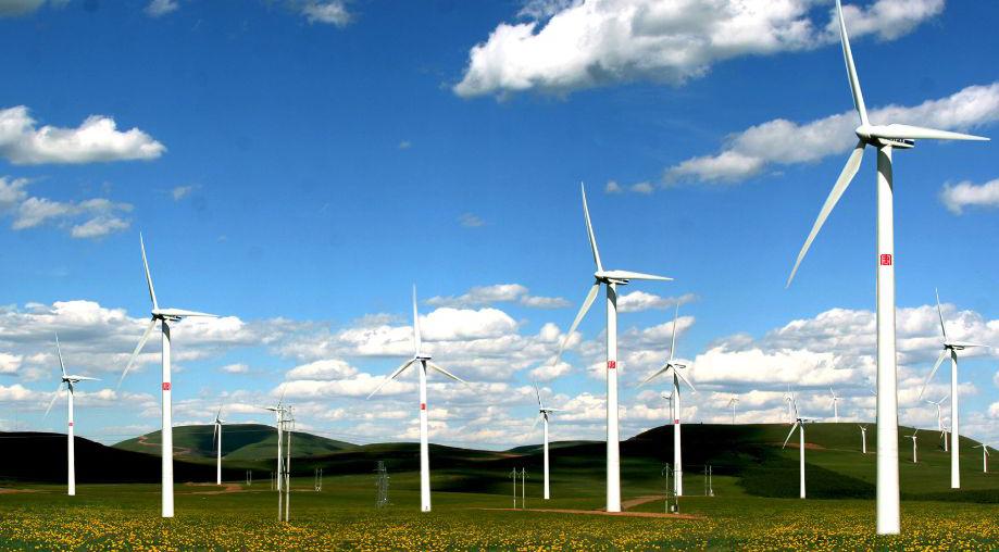 清洁中国 领跑世界:新能源发电绿色能源更美好