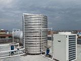 空气能热泵热水器成为广受高级酒店青睐产品