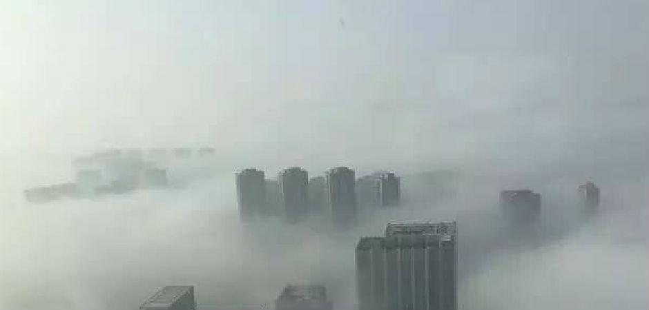 霾伏全城 | 空气巴巴携手麦克兹空气能热泵打破雾霾僵局