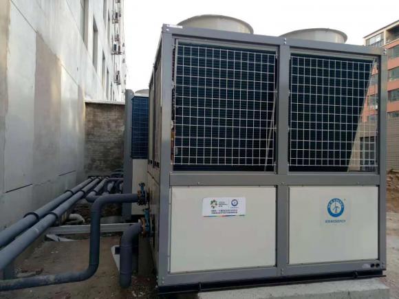 加快燃煤锅炉拆改工作 西安多地改用空气能热泵