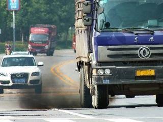 打赢蓝天保卫战 治理柴油货车成重要攻坚目标
