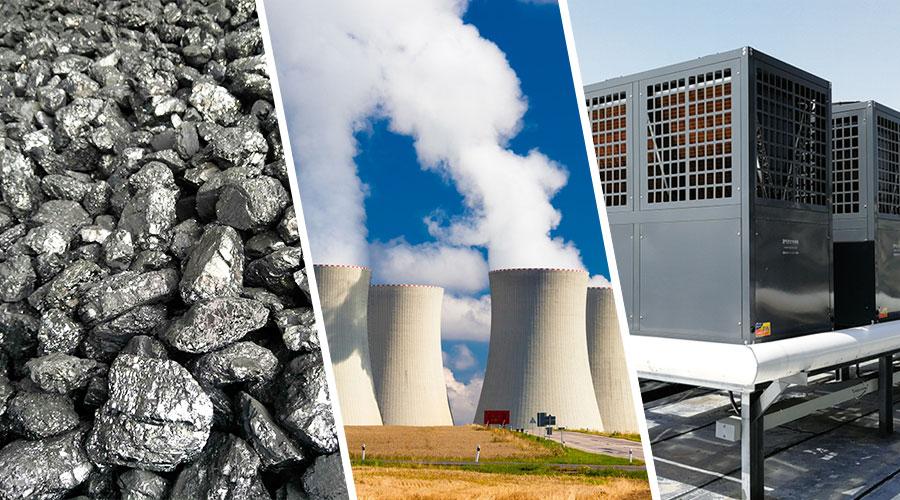 中国能源变革70年 绿色能源转型引爆空气能采暖市场大发展
