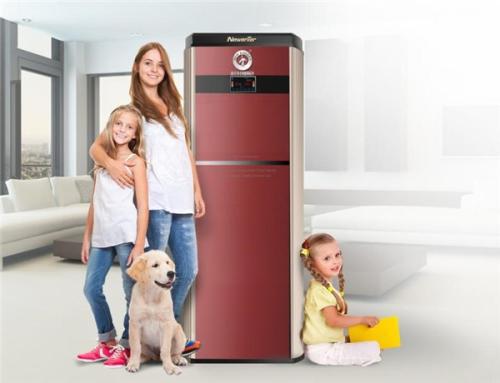 震惊!家庭用空气能热水器原来这么省钱!